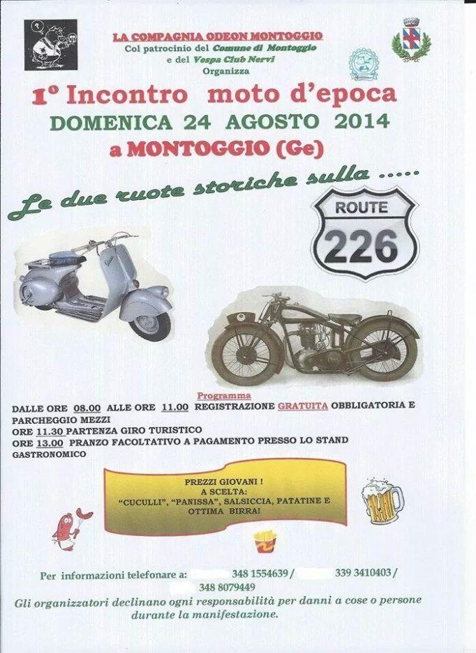 Raduno Montoggio