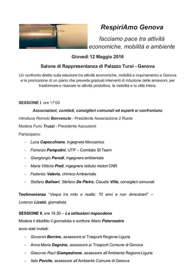RespiriAmo Genova